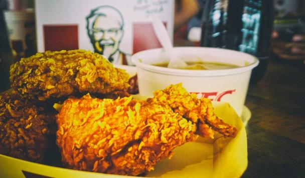 KFC планирует печатать курицу на 3D-принтере
