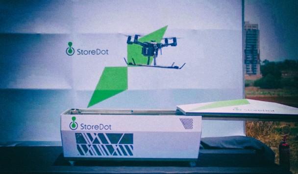 Новая технология позволит дронам перезаряжаться за пять минут