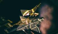 Искусство оригами позволило создать микроскопических трансформеров