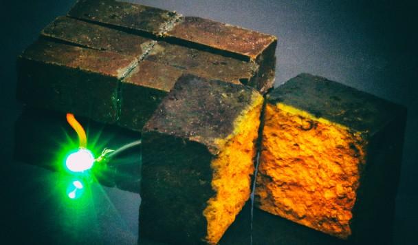 Обычный кирпич может служить аккумулятором для накопления электричества