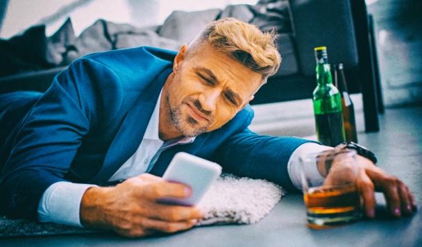 Датчики смартфона могут распознавать алкогольное опьянение