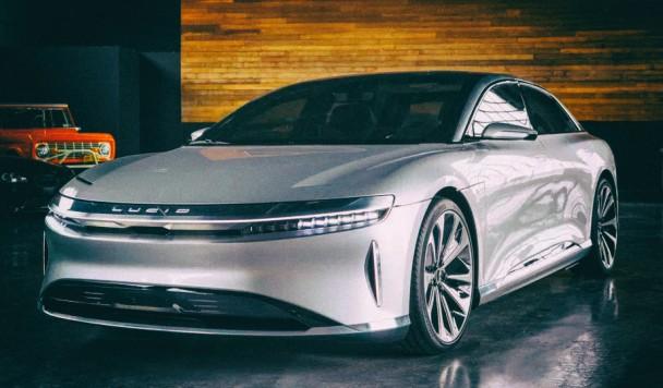 Анонсирован электромобиль с рекордно быстрой зарядкой