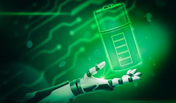 Биоморфные батареи работают как природный жировой запас для роботов