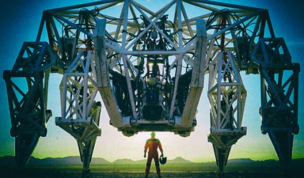 Разработан гигантский четырехтонный экзокостюм-шагоход