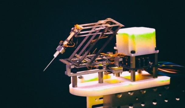 Оригами позволило создать самого маленького в мире робота-хирурга