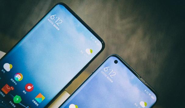 Будущие смартфоны Xiaomi получат камеры, спрятанные под дисплеями