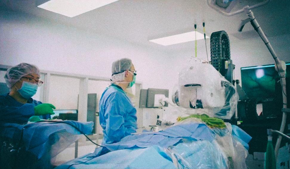 Будущее наступило! Илон Маск представил технологию установки имплантов в мозг человека