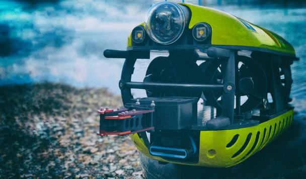 Автономные роботы займутся уборкой дна океана от мусора
