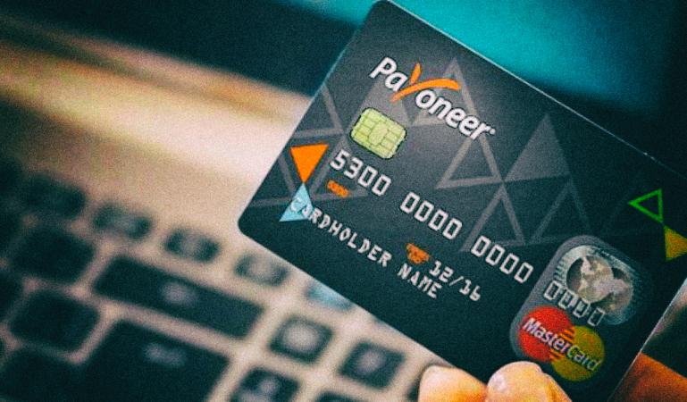 Платежная платформа Payoneer начала выпуск собственных карт