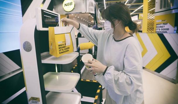 Искусственный интеллект обслуживает клиентов в фастфудах Южной Кореи