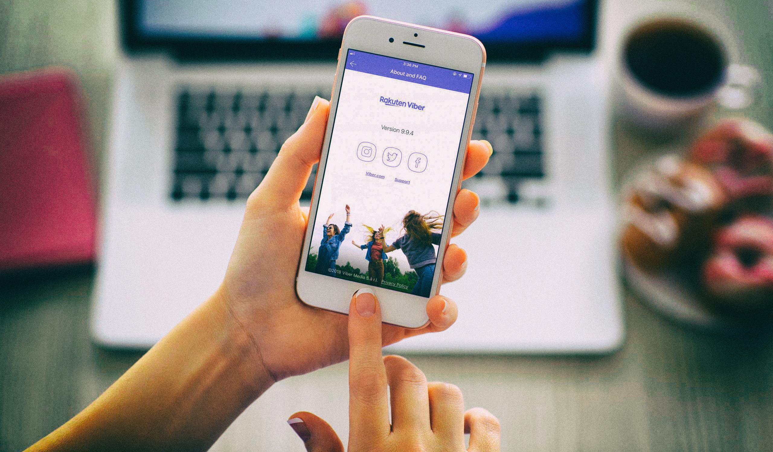 Новые функции Viber позволят использовать его в процессе обучения