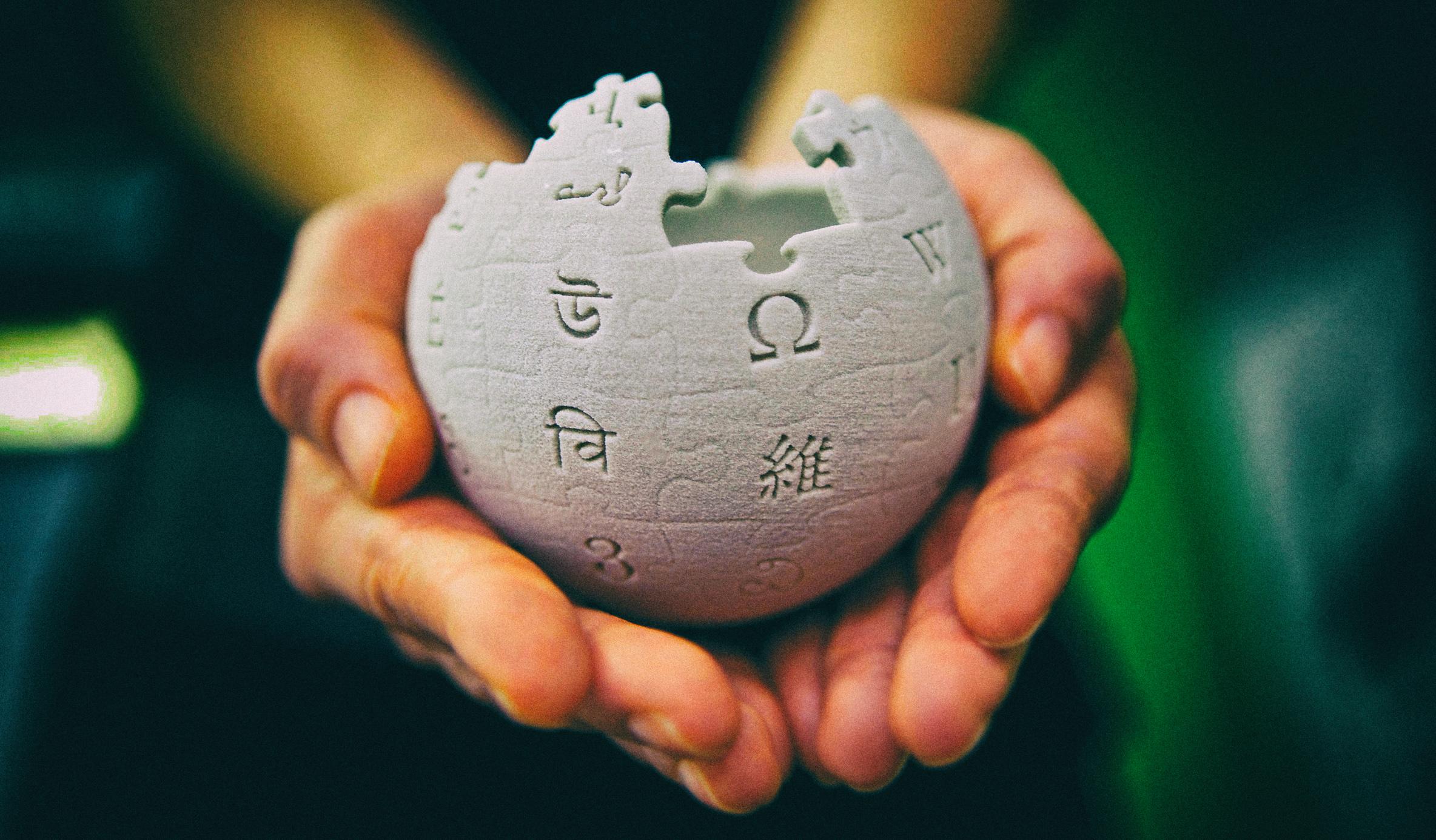 Википедия изменит дизайн