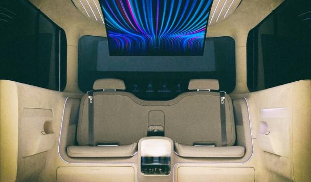 LG и Hyundai разработали дизайн электромобиля, напоминающий квартиру