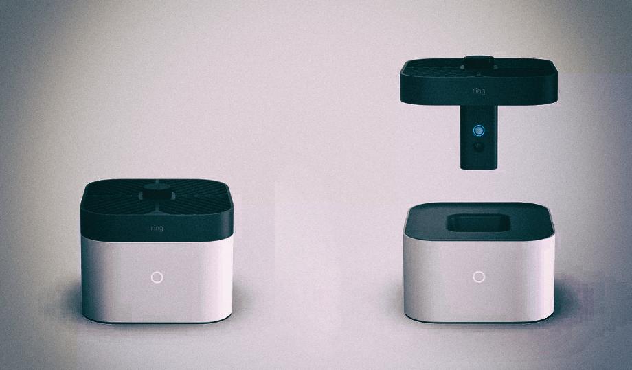 Amazon анонсировал автономный охранный дрон для помещений