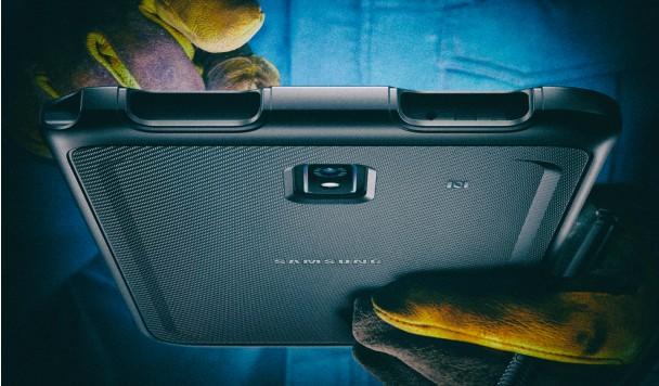 Samsung представил новый бронированный планшет
