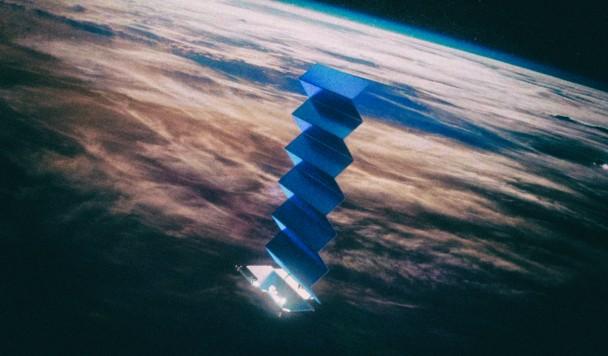 Илон Маск начал раздавать космический интернет городам-погорельцам