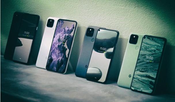 Google представил новые смартфоны Pixel, новый Chromecast и смарт-колонку
