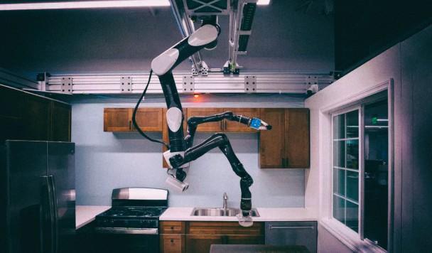 Toyota создала роботов для помощи по дому
