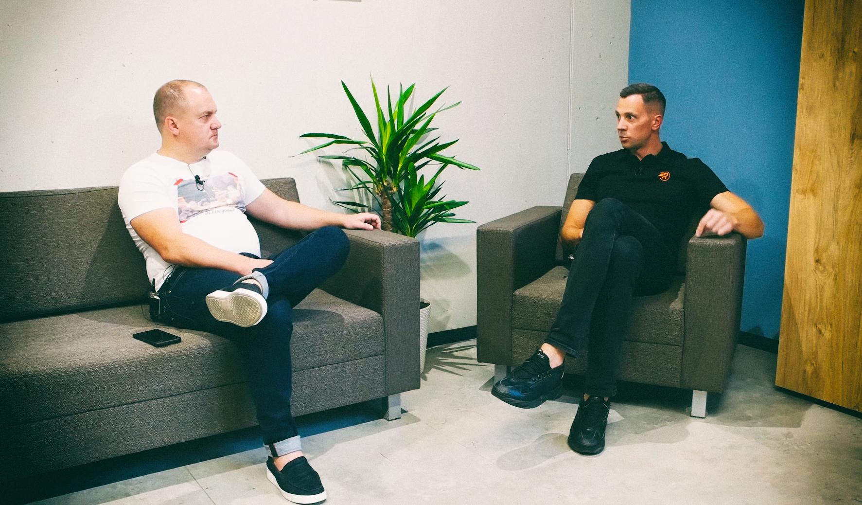 Как убить UberEats: Алексей Юхимчук, СЕО Raketa
