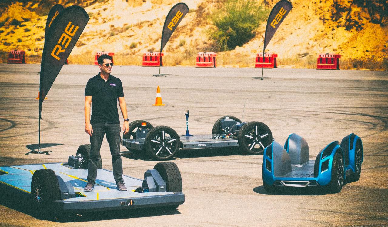 Электромобили будущего могут быть модульными
