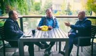 Взгляд на партнерство спустя 30 лет: Александр Кардаков, Виктор Мазур