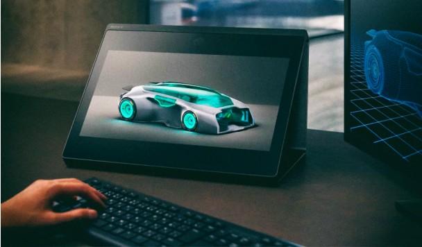 Sony представила настольный 3D-дисплей, не требующий специальных очков