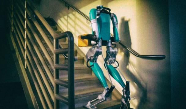 В продажу поступил первый гуманоидный робот-грузчик