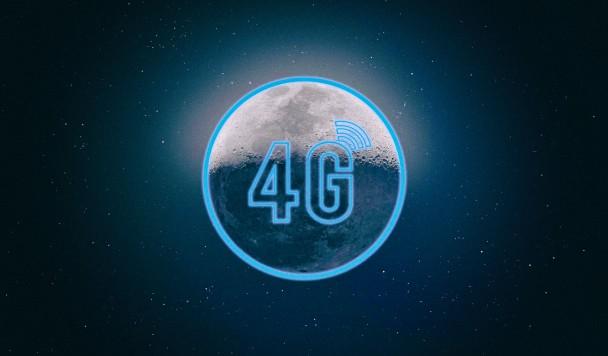 NASA и Nokia запустят 4G-интернет на Луне