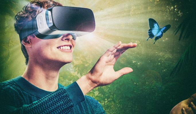 Samsung создал дисплей, картинка на котором неотличима от реальности