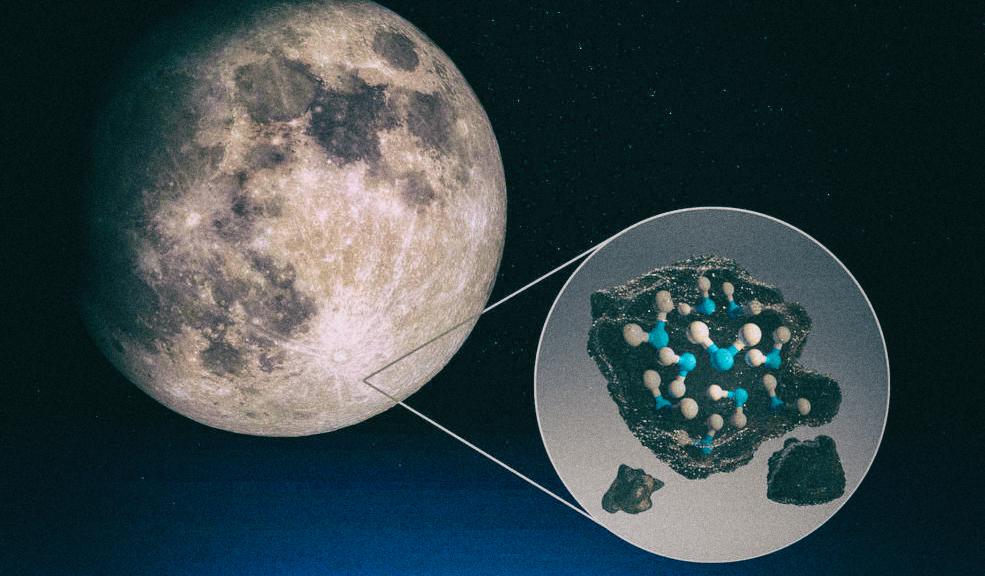 На Луне намного больше воды, чем предполагалось ранее