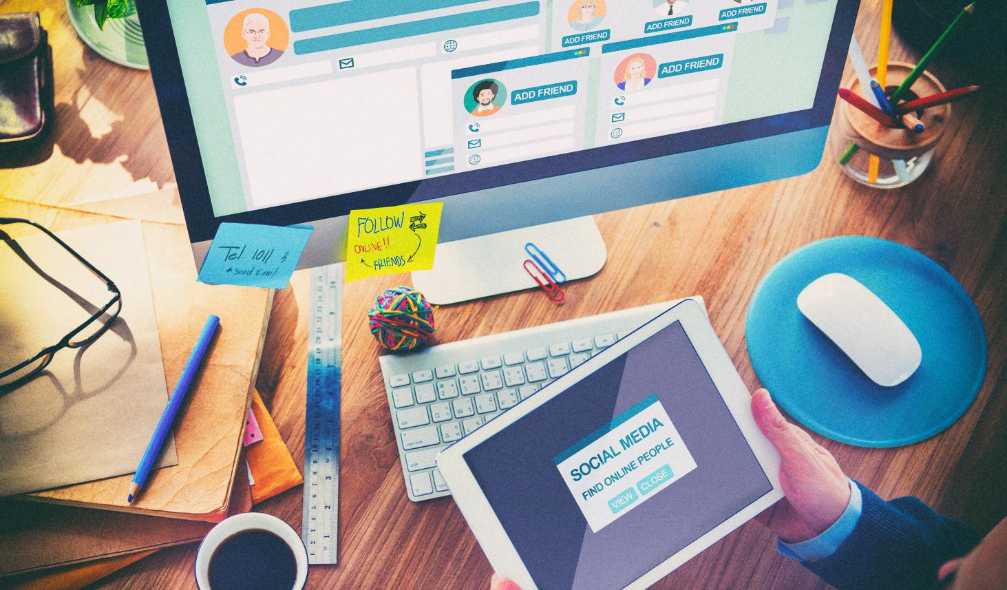 Социальные сети как вариант онлайн досуга: плюсы и минусы
