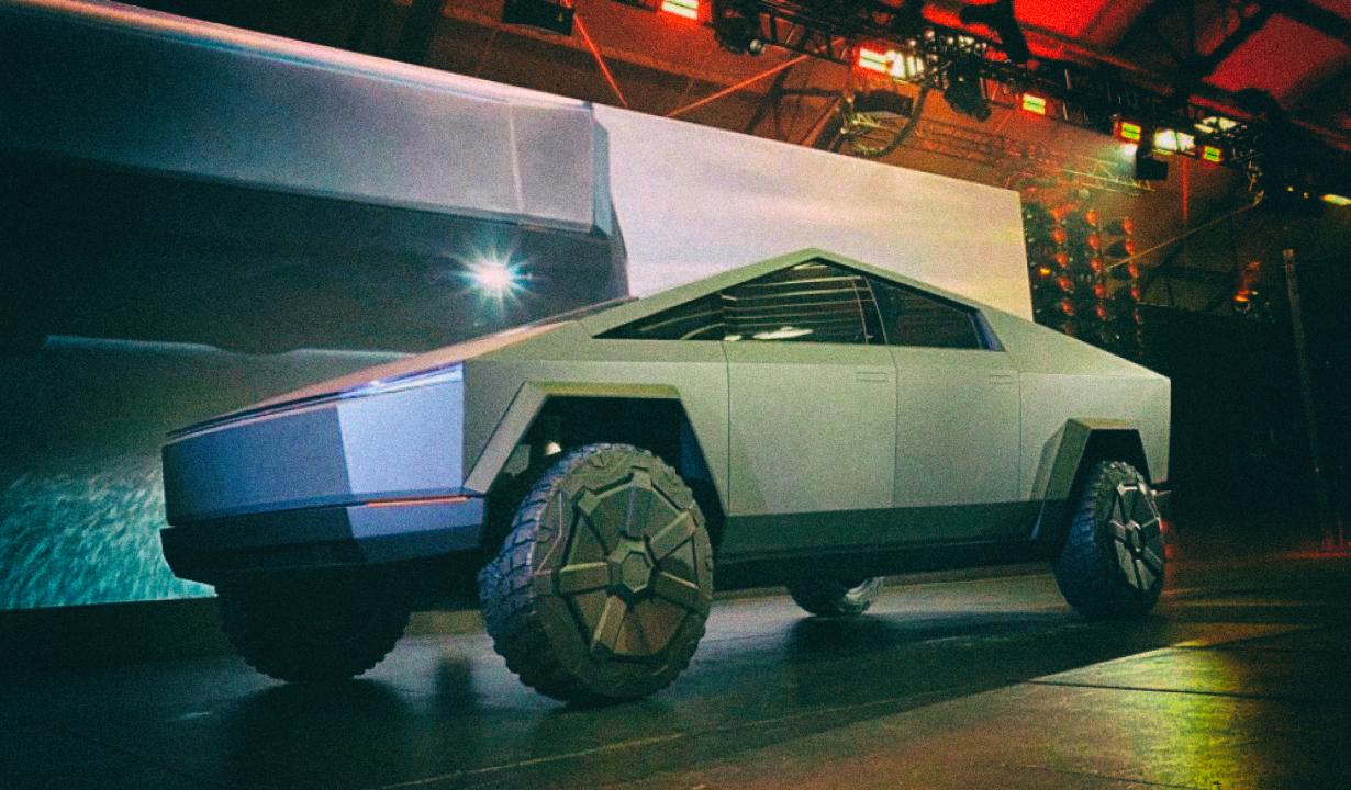Tesla доработает дизайн электромобиля Cybertruck