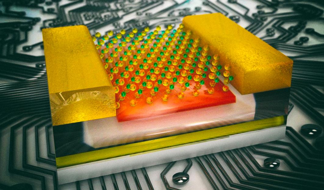 Новый микрочип может одновременно обрабатывать данные и хранить их