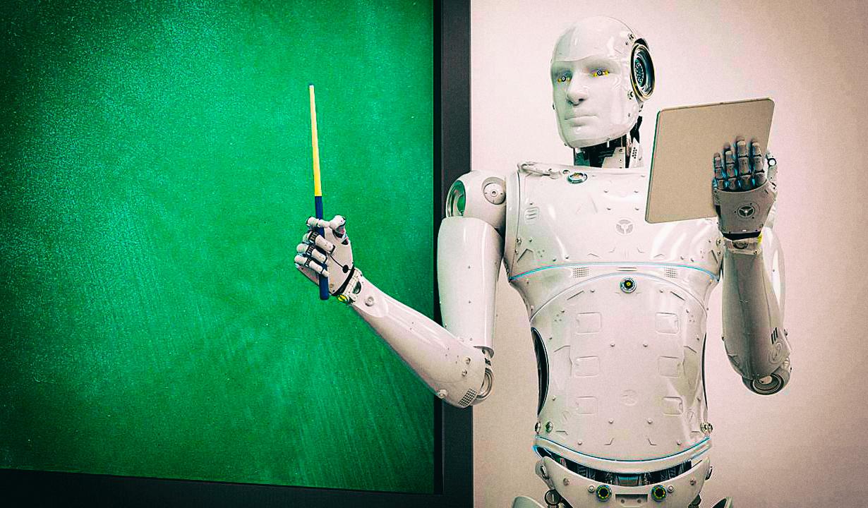 Может ли искусственный интеллект стать хорошим учителем?
