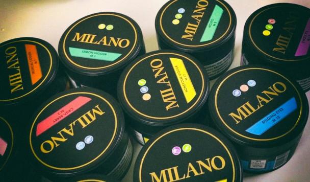 ТОП 6 вкусов табака MILANO