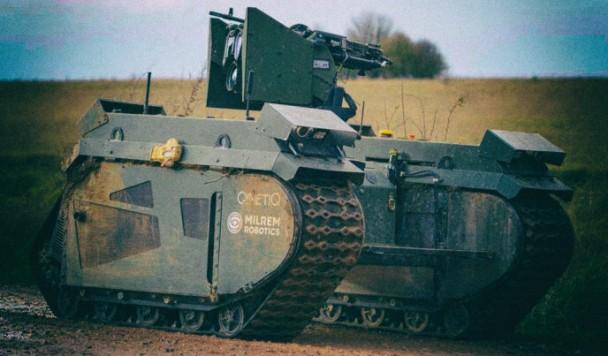 Боевые роботы составят четверть армии Британии