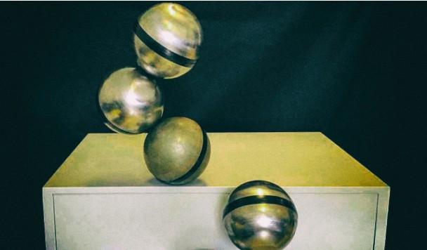 Создан уникальный робот из набора отдельных магнитных шаров