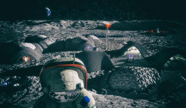 Кислород для дыхания можно получать из лунного грунта