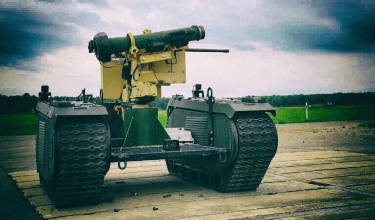 Америка берет на вооружение танки с искусственным интеллектом