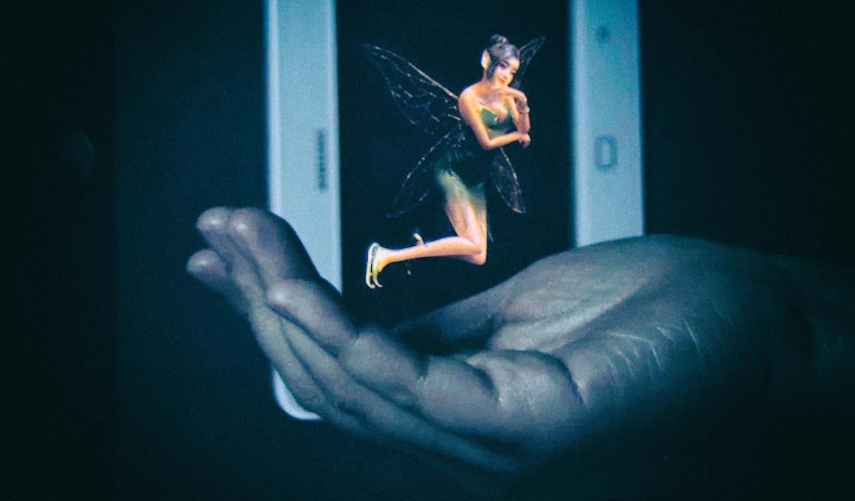 Прототип голографического проектора Samsung работает в разрешении 4K