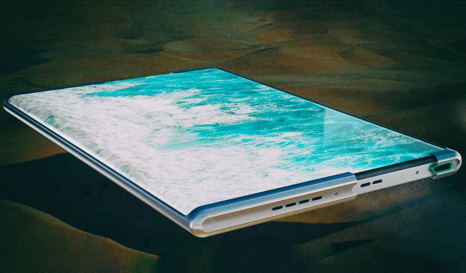 Oppo представила уникальный смартфон со скручивающимся дисплеем