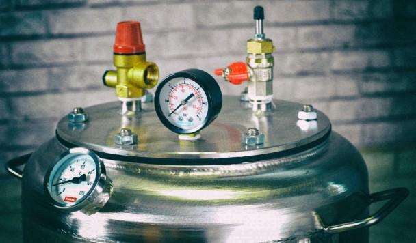 Как сделать домашний автоклав из газового баллона