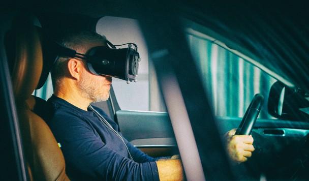 Volvo учит автомобильный автопилот вождению в игровом симуляторе