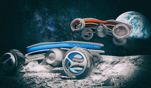 В 2021 году на Луне пройдут первые гонки