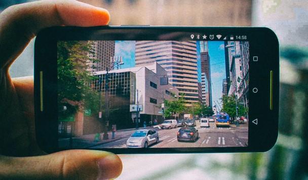 Google Maps позволит вам загружать фотографии улиц Street View со смартфона