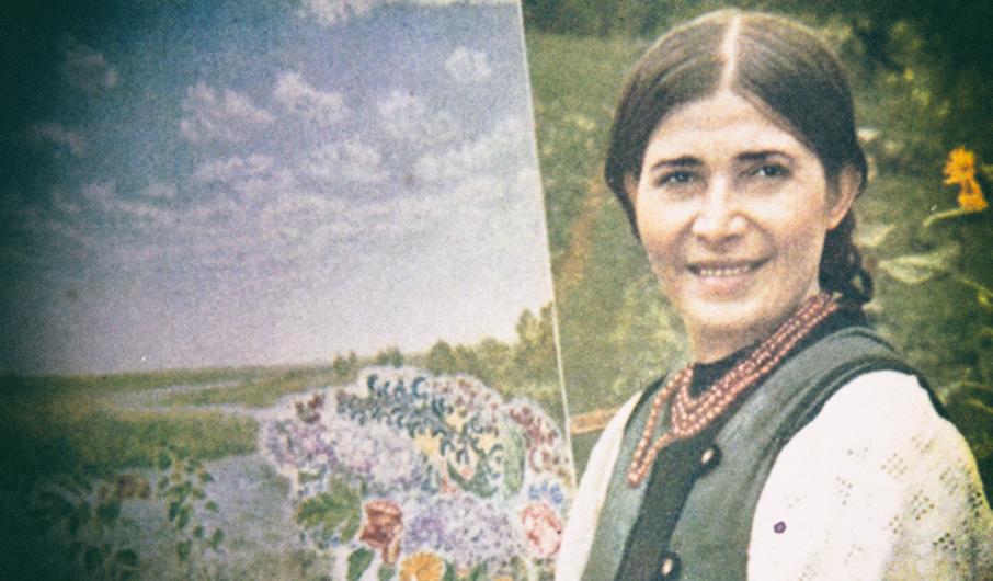 Google посвятил дудл дню рождения украинской художницы