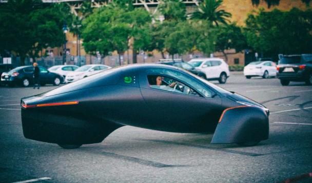 Представлен электромобиль, не нуждающийся в зарядке