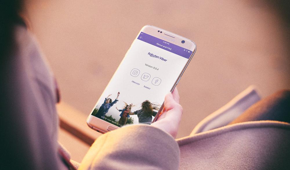 Viber запускает функцию отправки файлов между бизнесами и пользователями приложения