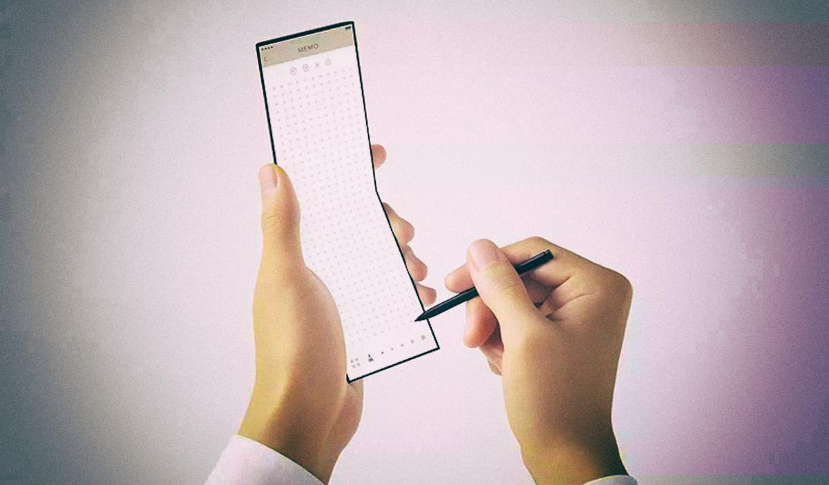 Oppo представила концепт уникального смартфона-трансформера