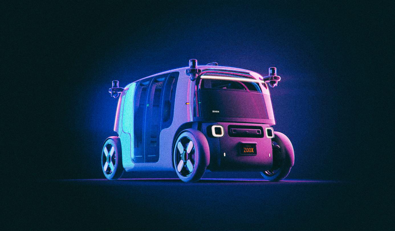 Представлена автономная транспортная капсула от Amazon